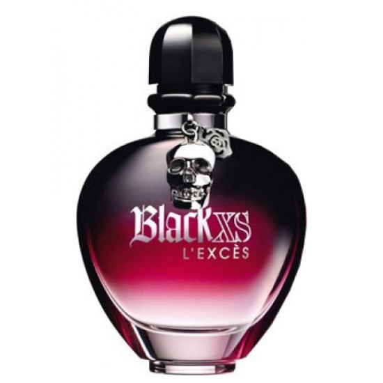 Black XS LExces  for Her women by Paco Rabanne