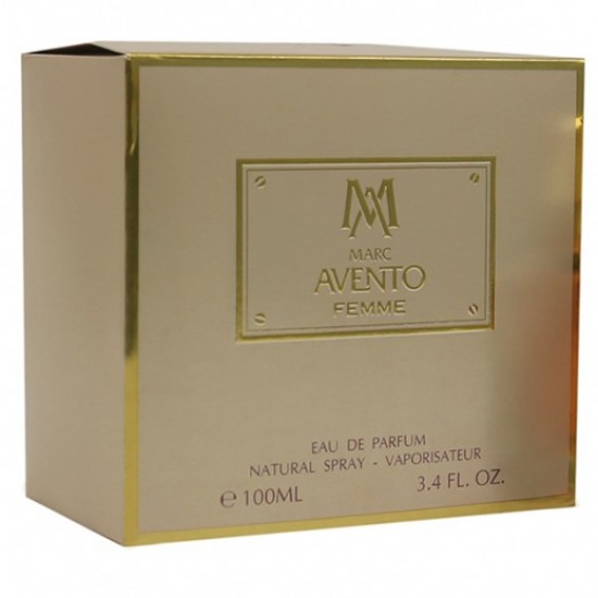 Generic Perfumes Impression of Marc Avento - MARC AVENTO FEMME FOR HER EDP 100 ML