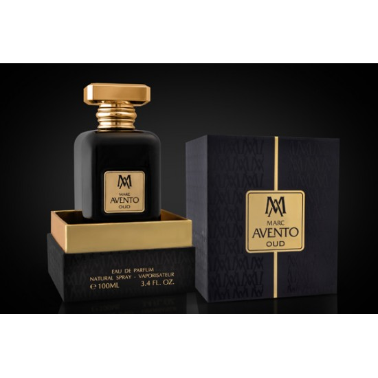 Generic Perfumes Impression of Marc Avento - MARC AVENTO OUD FOR UNISEX EDP 100 ML